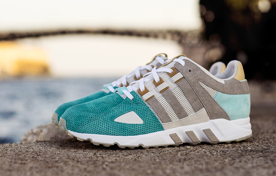 Sneakers76 Adidas EQT Running Guidance 93 Profile
