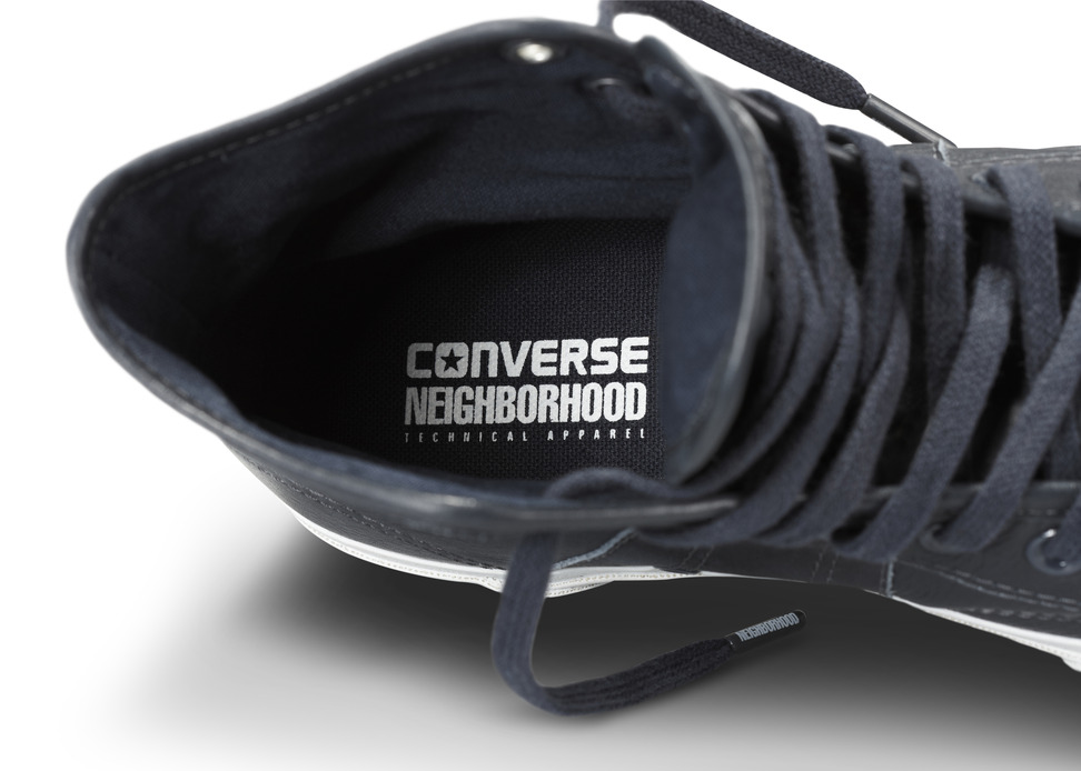 Neighborhood x Converse First String Jack Purcell Johnny insole