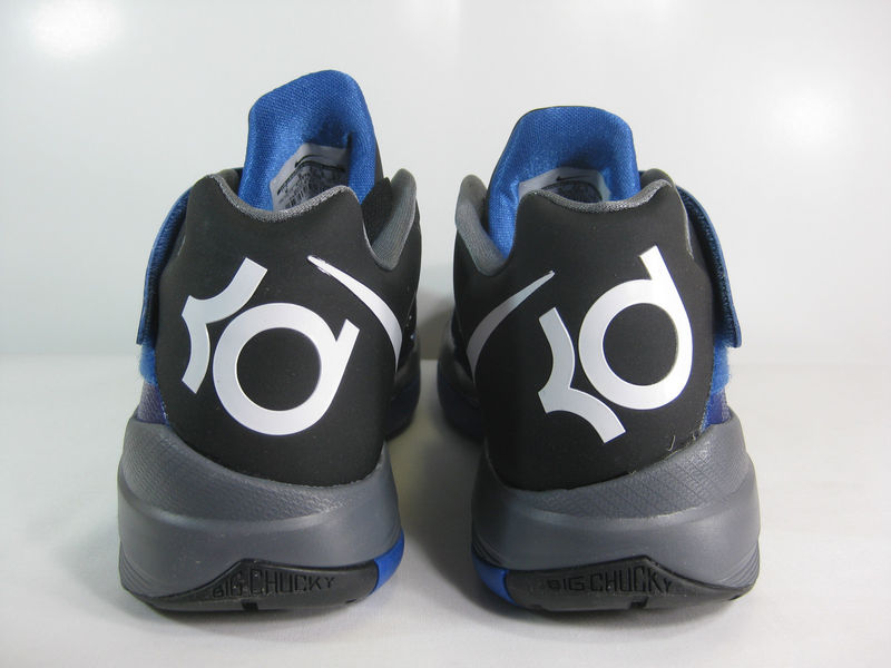 Nike Zoom KD IV Black White Varsity Royal 473679-006 (7)