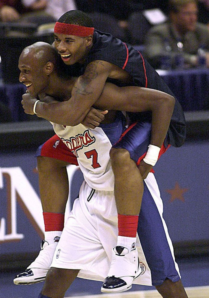 Air Jordan XVI 16 Quentin Richardson Los Angeles Clippers PE Home (2)