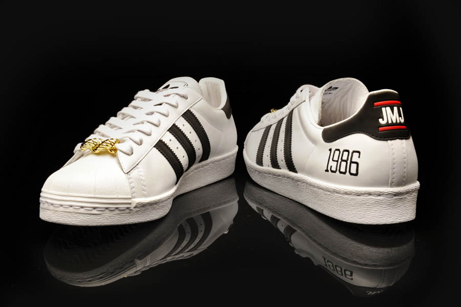 "adidas Originals Superstar 80s - Run DMC ""My adidas"" 25th Anniversary"