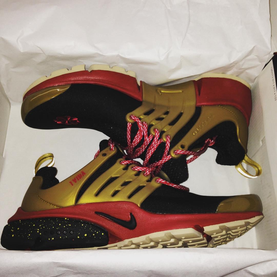 Air Presto Nike Id