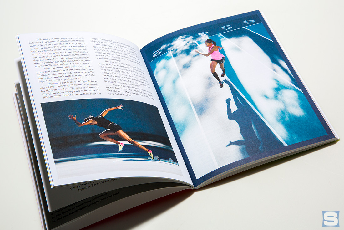 Nike Book for Rio Olympics 2016