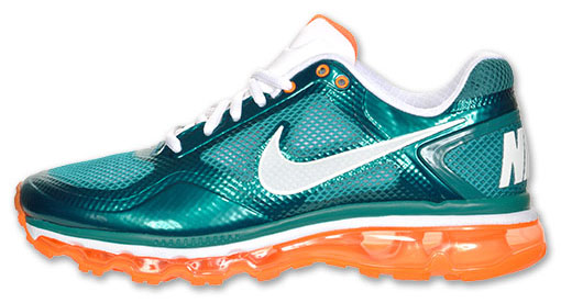 467372f2bc2a Nike Air Trainer 1.3 Max Breathe Miami Dolphins 512241-318 (1)