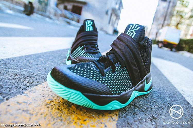 first rate 08d05 09dbe Nike Kyrie 2 Green Glow (10)