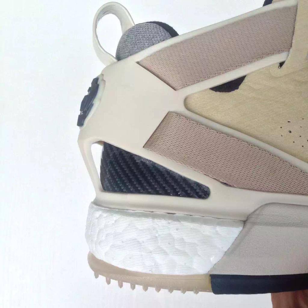 adidas D Rose 6 Boost Tan (3)