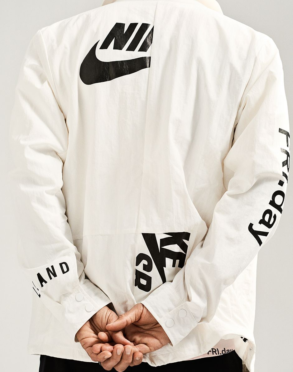 Jacket from the Soulland Nike SB Eric Koston collab.