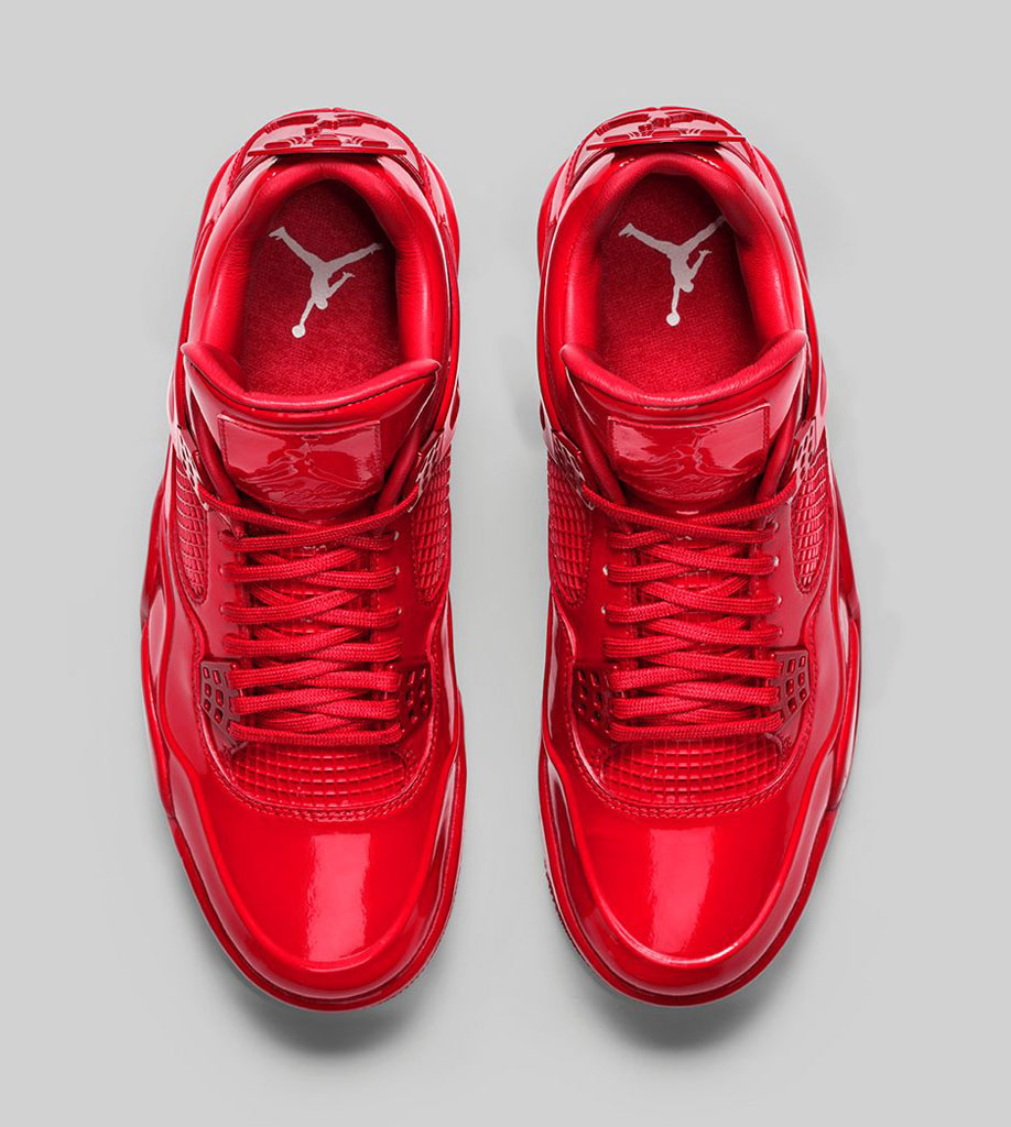 Air Jordan 11Lab4 Red Release Date 719864-600 (5)