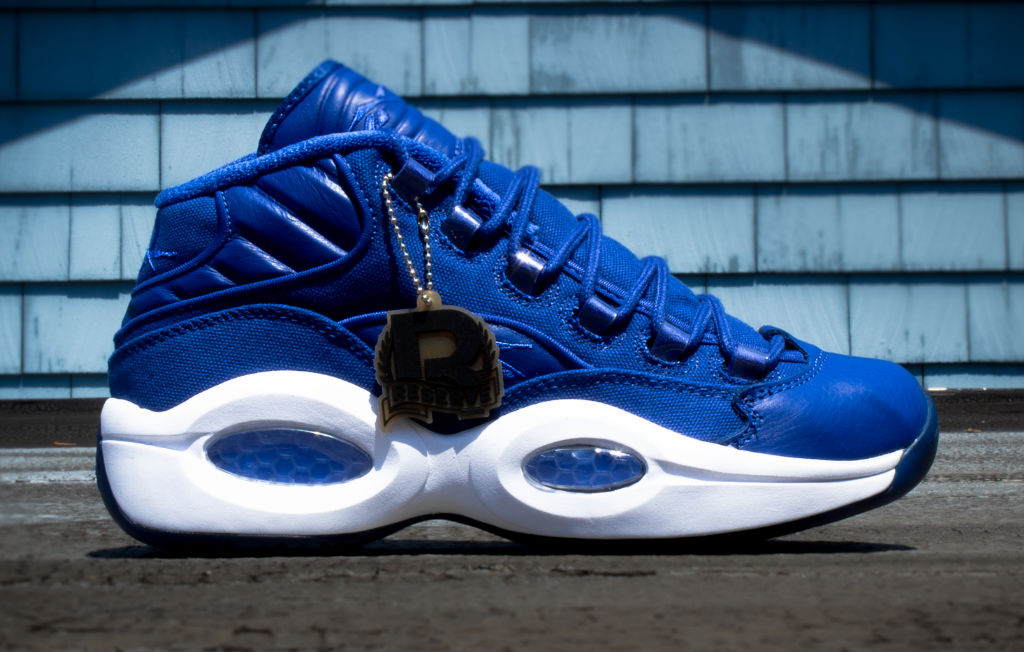Reebok Question Canvas Pack Blue