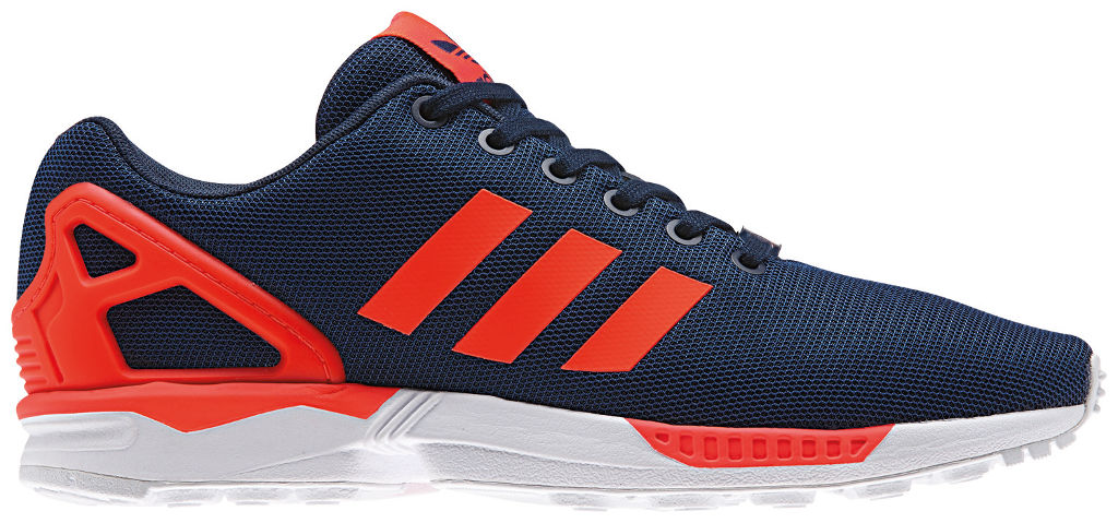 adidas ZX Flux Base Pack Navy/Red (1)