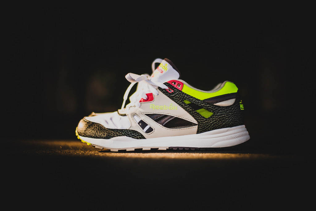35f8da1ef64 One of the first Reebok shoes to feature Hexalite cushioning