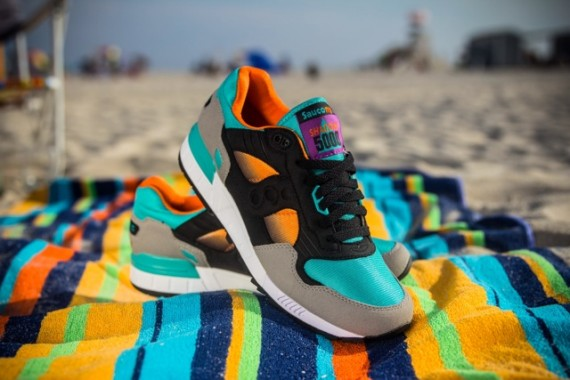 west nyc x saucony shadow 5000 tequila sunrise