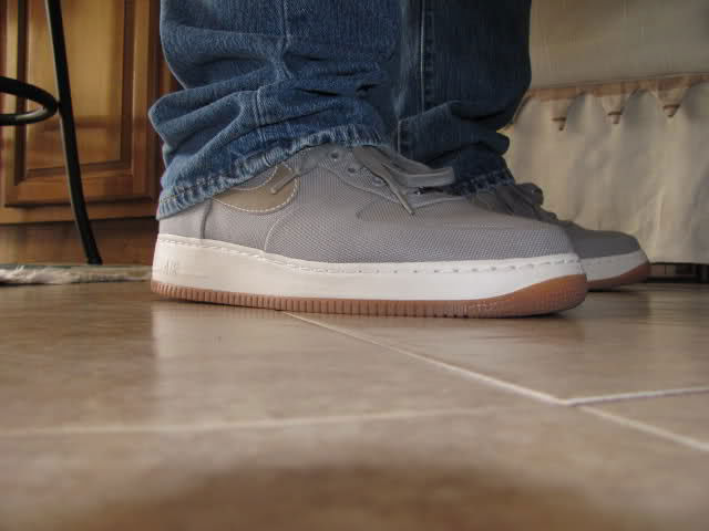 Spotlight // Forum Staff Weekly WDYWT? - 8.31.13 - Nike Air Force 1 '07 Supreme Canvas