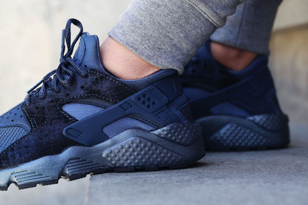 25ef67cc6369 Readers can find this women s Nike Air Huarache Run Premium now at select  retailers such as AWOL for  120.
