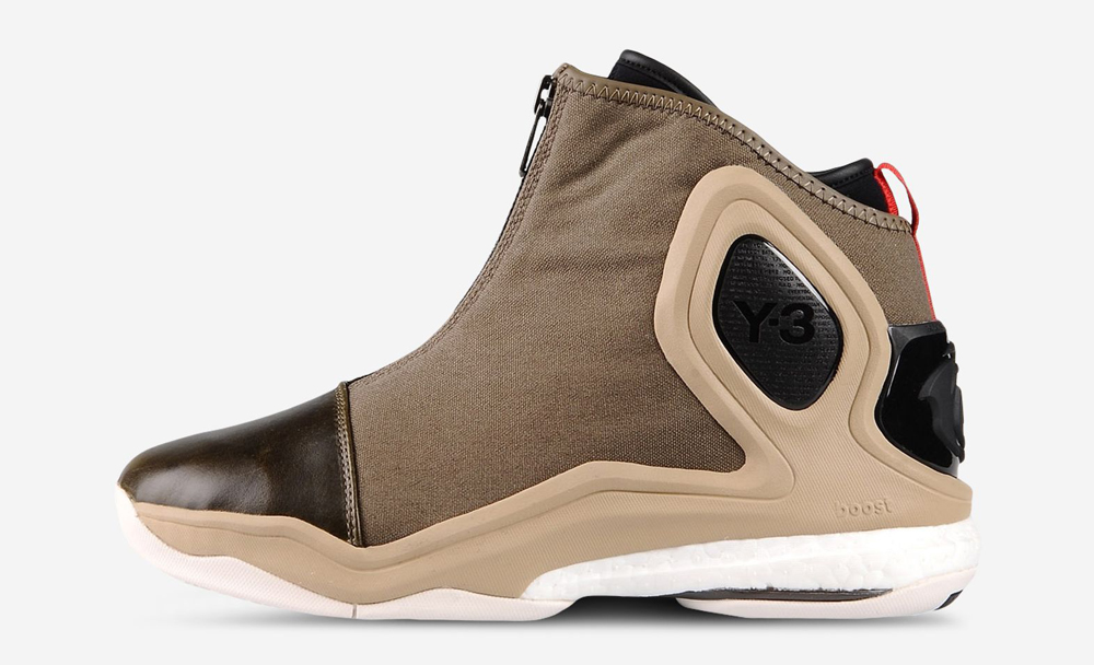 watch e8fc4 359d1 adidas Y-3 Made a Derrick Rose Sneaker
