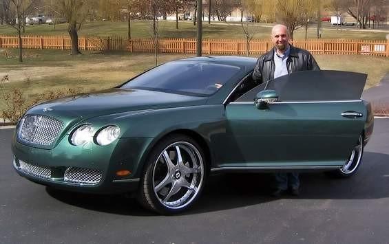 10f10dda46c7 News  Michael Jordan Sells Bentley That Inspired Air Jordan XXI To Auto  Museum