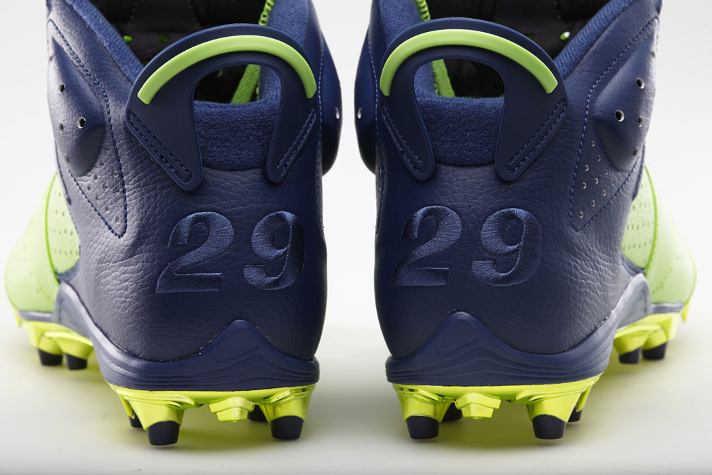 Air Jordan 6 Earl Thomas Super Bowl PE (4)
