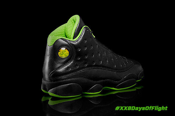 newest a3f69 6738b closeout jordan retro 13 lime green 6d914 457a2