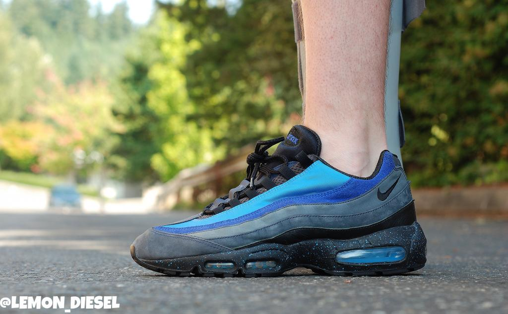 Stash x Nike Air Max 95