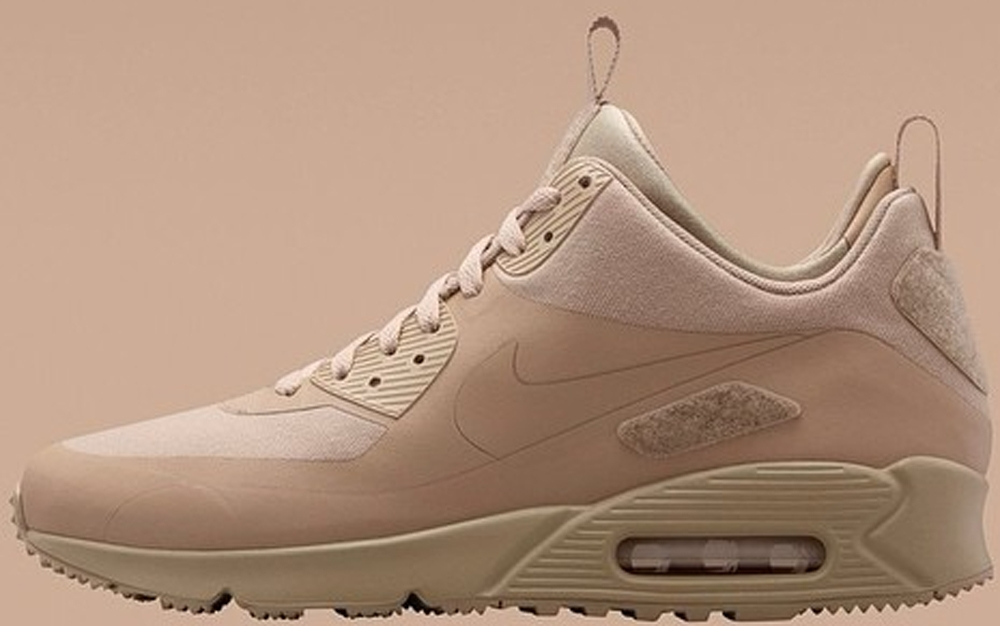 Nike Air Max '90 Sneakerboot V SP Sand/Sand