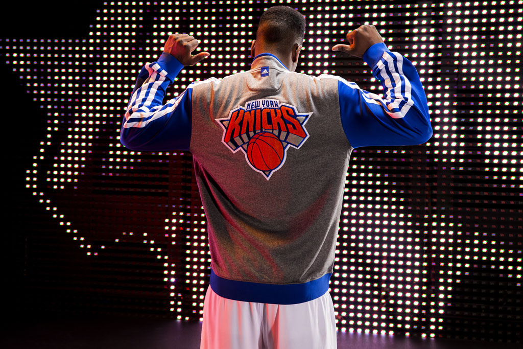 adidas 2013-2014 NBA On-Court Collection // Iman Shumpert (4)