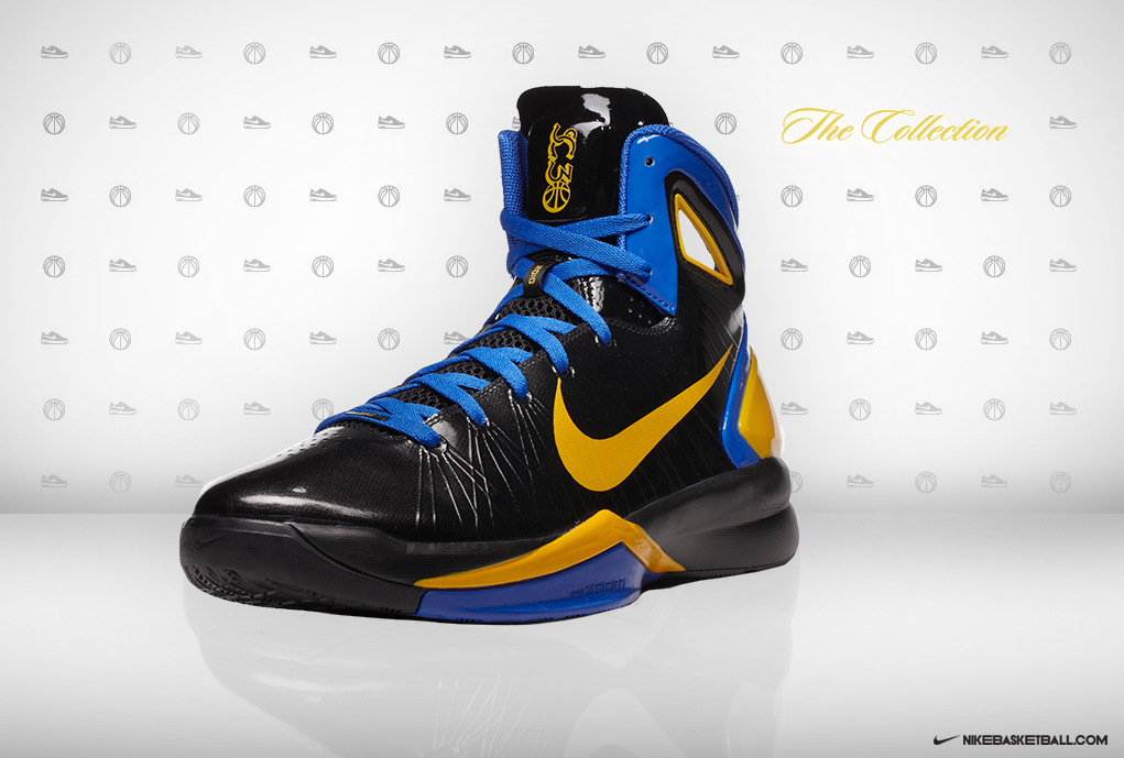 Nike Hyperdunk 2010 Stephen Curry Away Player Exclusive