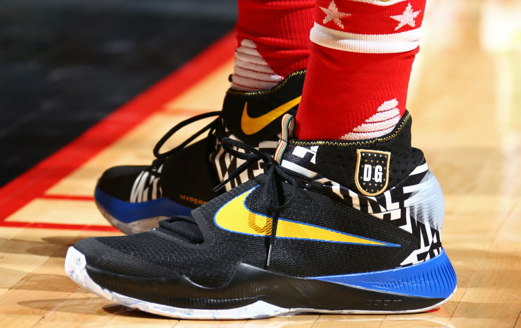 Draymond Green Wearing the Nike HyperRev 2016 (2)