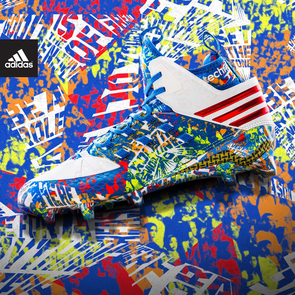 adidas Freak x Kevlar Black History Month Cleat (1)
