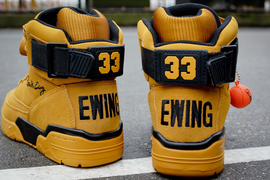 Patrick Ewing Athletics 33 Hi