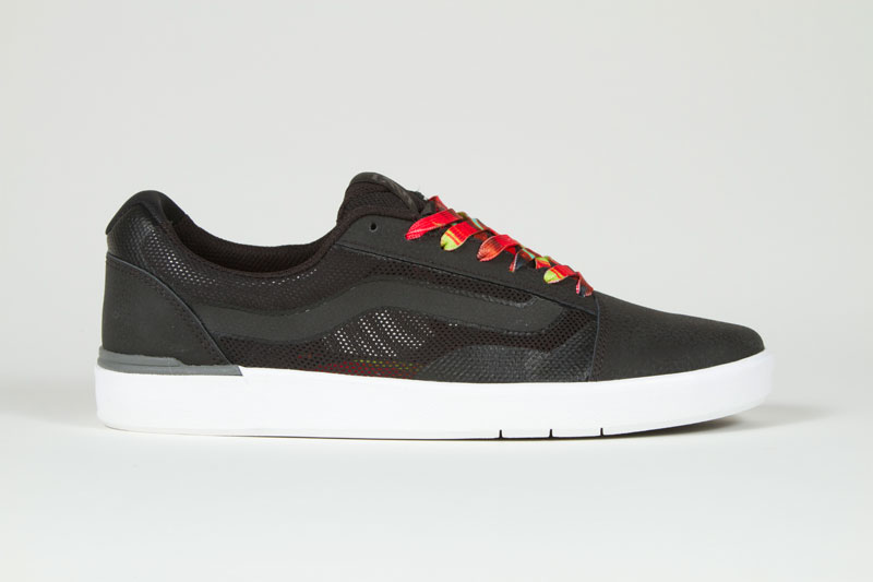 Vans LXVI Red Dawn Collection Locus