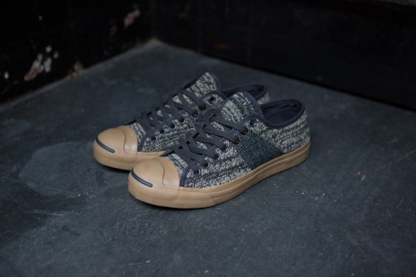 The Converse First String Jack Purcell