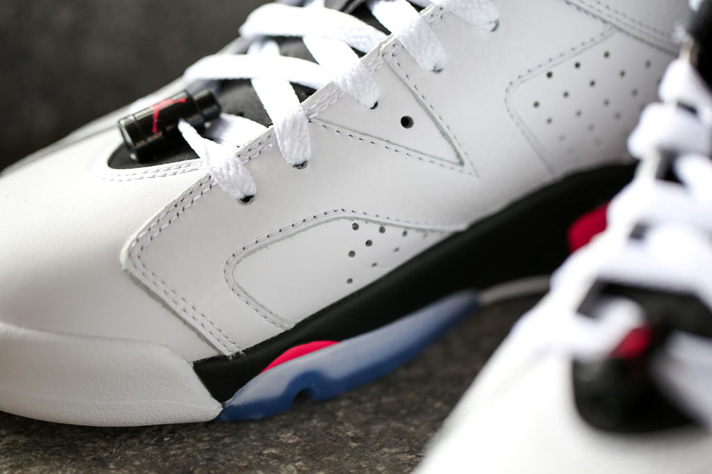 huge selection of 962cb 25f02 A Look at the Air Jordan 6 Low 'Infrared' On-Foot | Sole ...