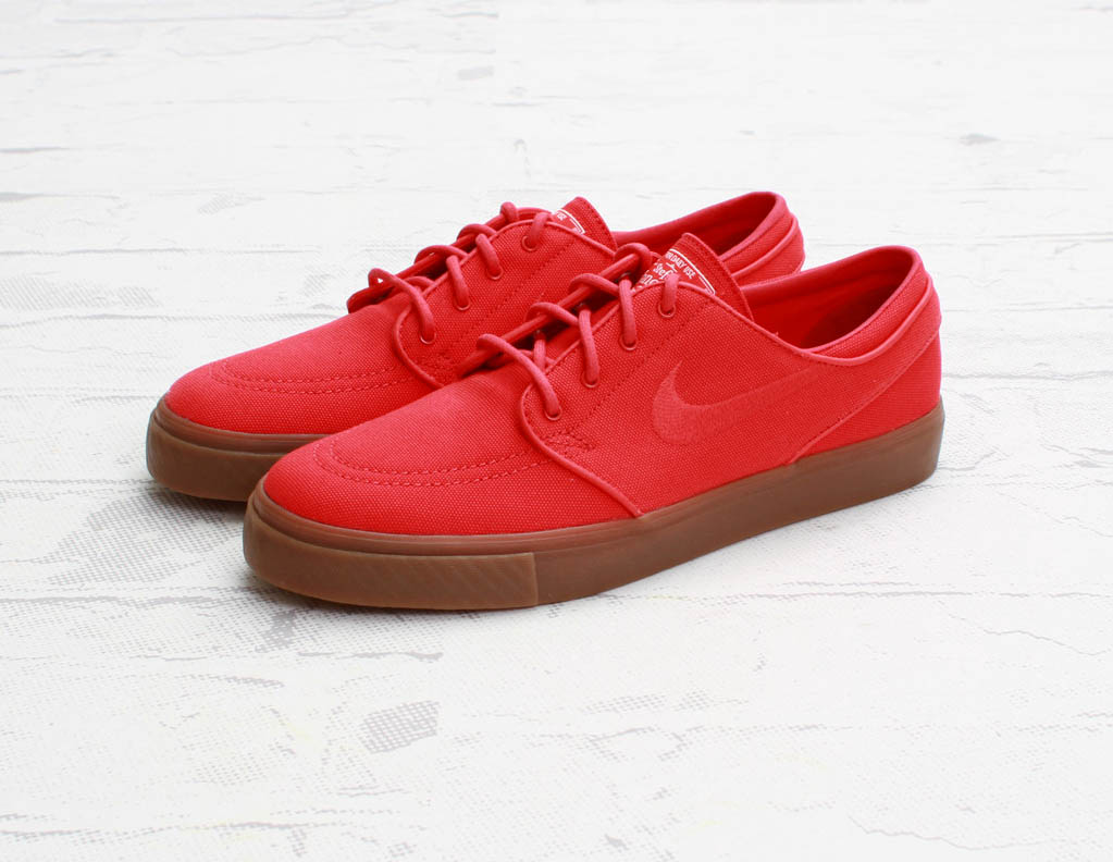 abc891e7fbc1 Look for the  Hyper Red Sail  Nike Zoom Stefan Janoski now at select Nike  retailers including Concepts.
