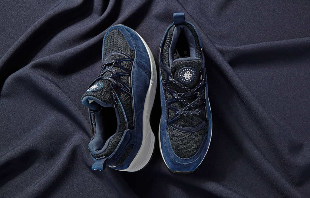huge discount 41921 f13bc size  x Nike Air Huarache Light  Midnight Forest  Deep Navy