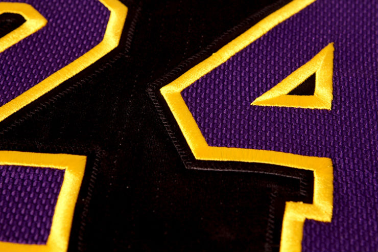 Los Angeles Lakers Unveil Hollywood Nights Black Alternate Uniforms (3)