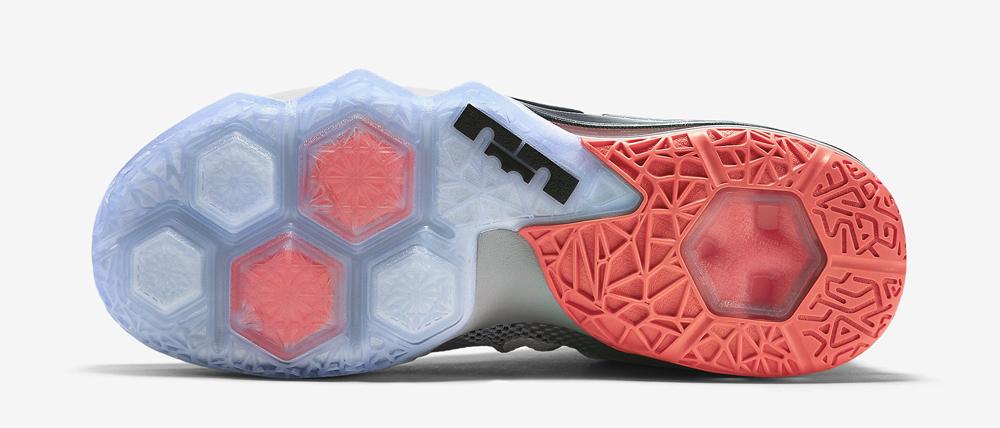 reputable site 3de7e 28e50 Lava Flows for Nike LeBron 12 Lows   Sole Collector