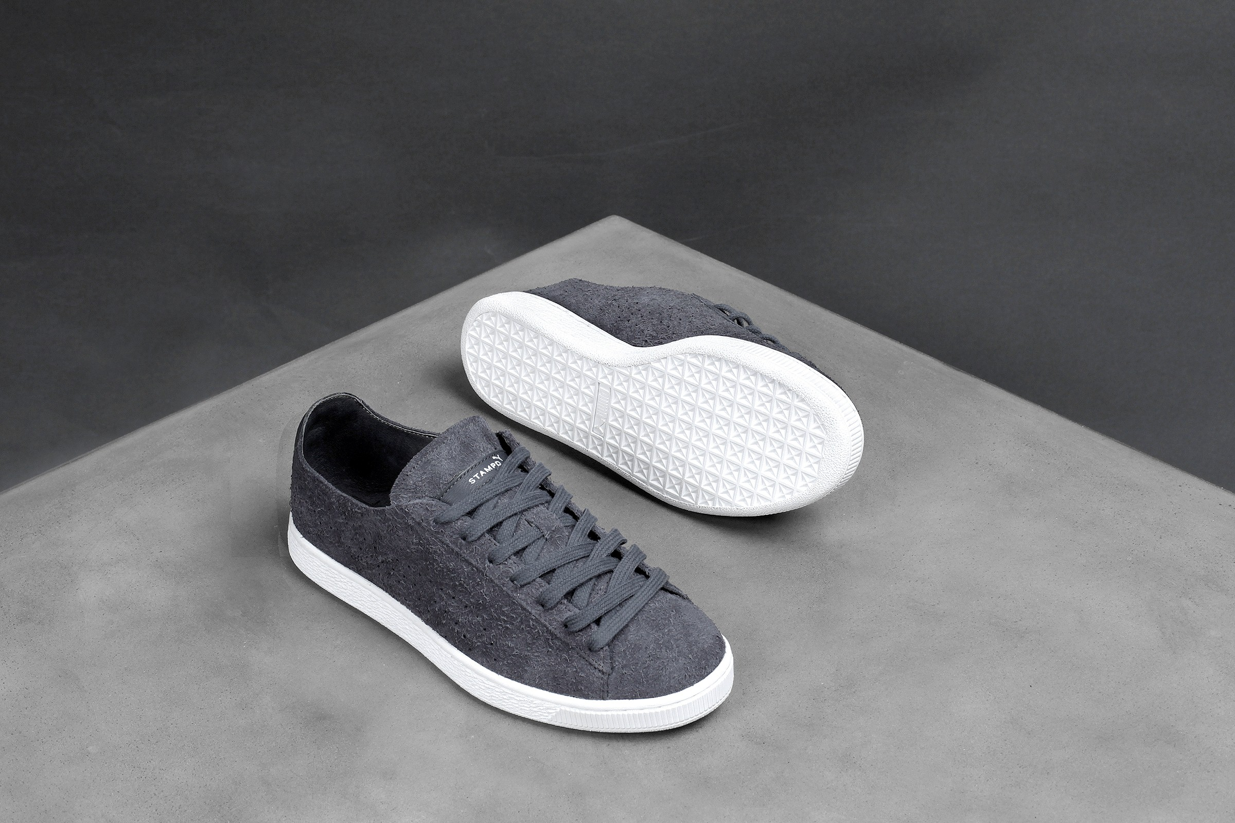 STAMPD x Puma States Group Grey