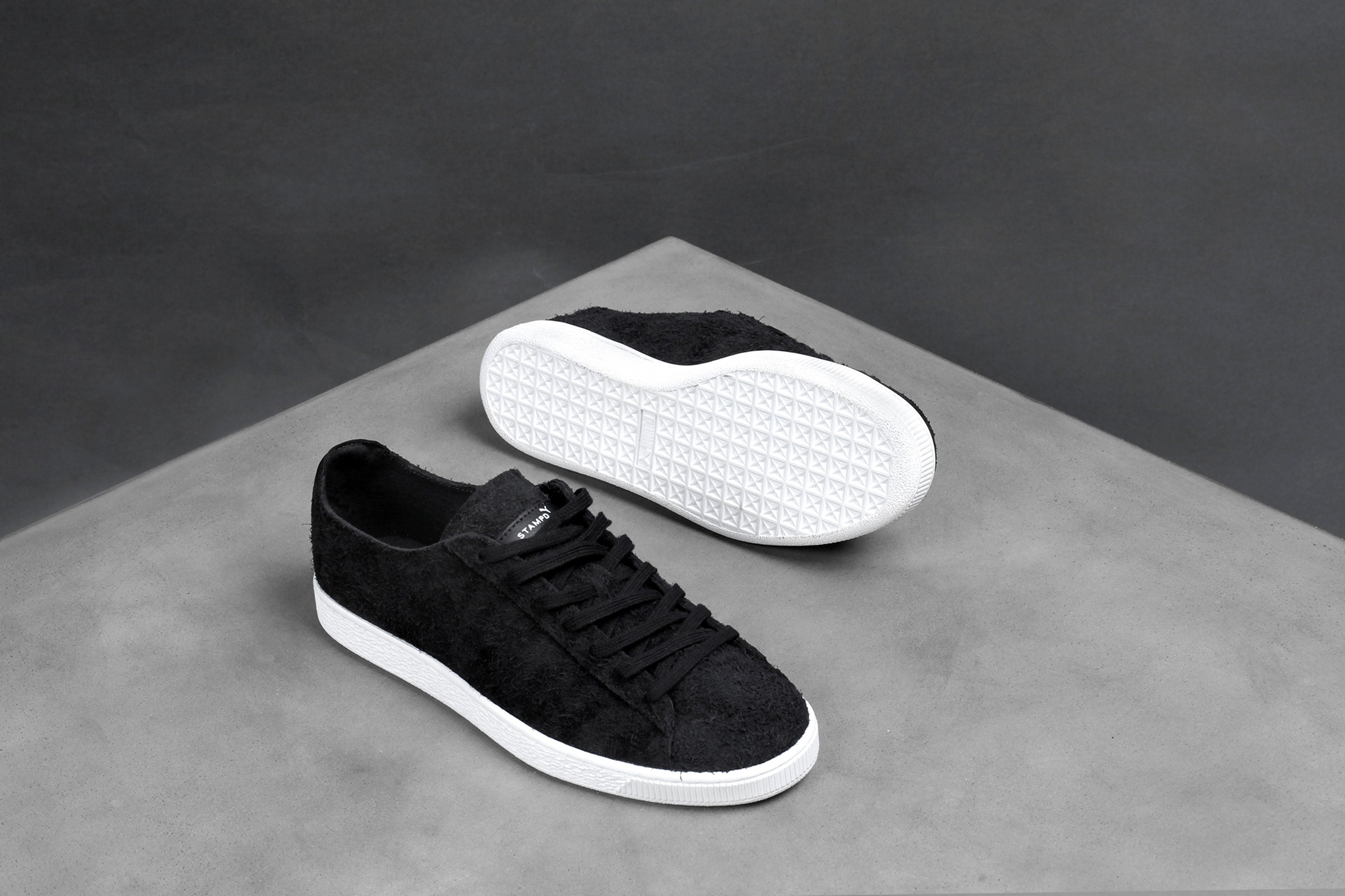 STAMPD x Puma States Group Black