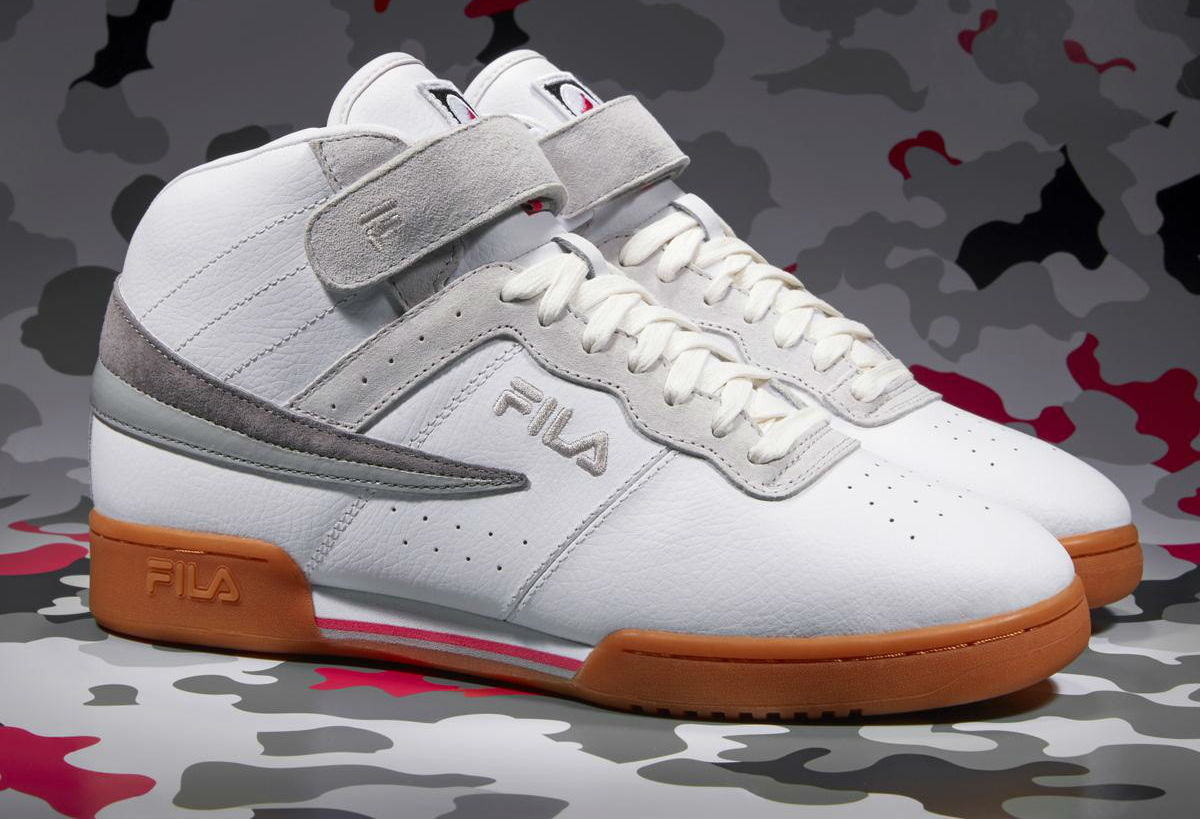 2baf15d72445 Staple x FILA Pigeon Collection