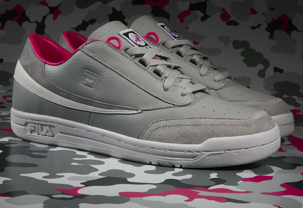 f208bdc1117c Staple x FILA Original Tennis Grey Side