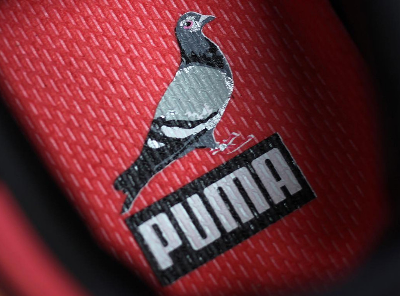 Staple Pigeon Puma Suede Insole