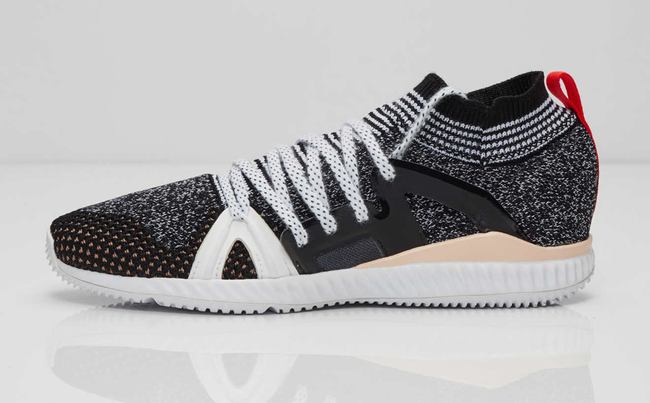 stella mccartney adidas crazy bounce primeknit sole collector. Black Bedroom Furniture Sets. Home Design Ideas