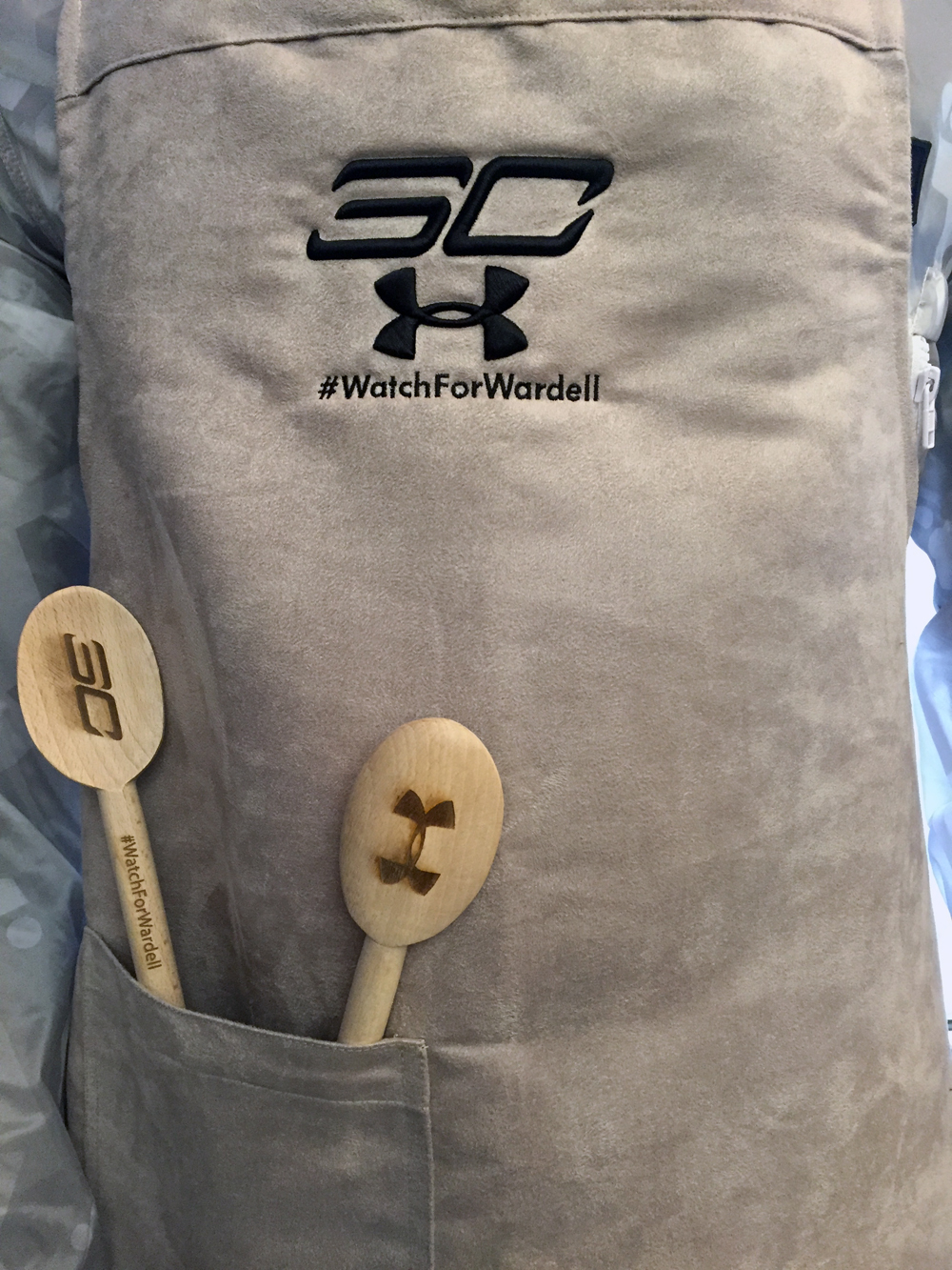Under Armour Steph Curry Aprons