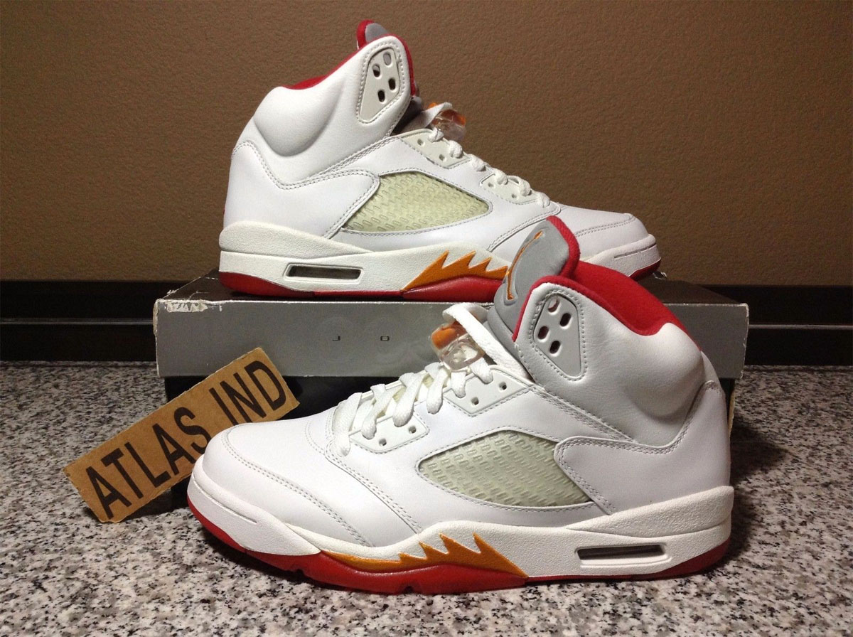 lowest price 5cd97 acaf7 20 Deadstock Air Jordan 5s You Can Grab on eBay Right Now ...