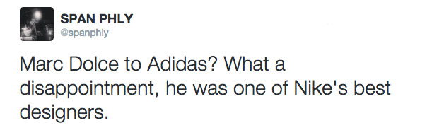 Twitter Reacts to Nike Designers Leaving for adidas (5)