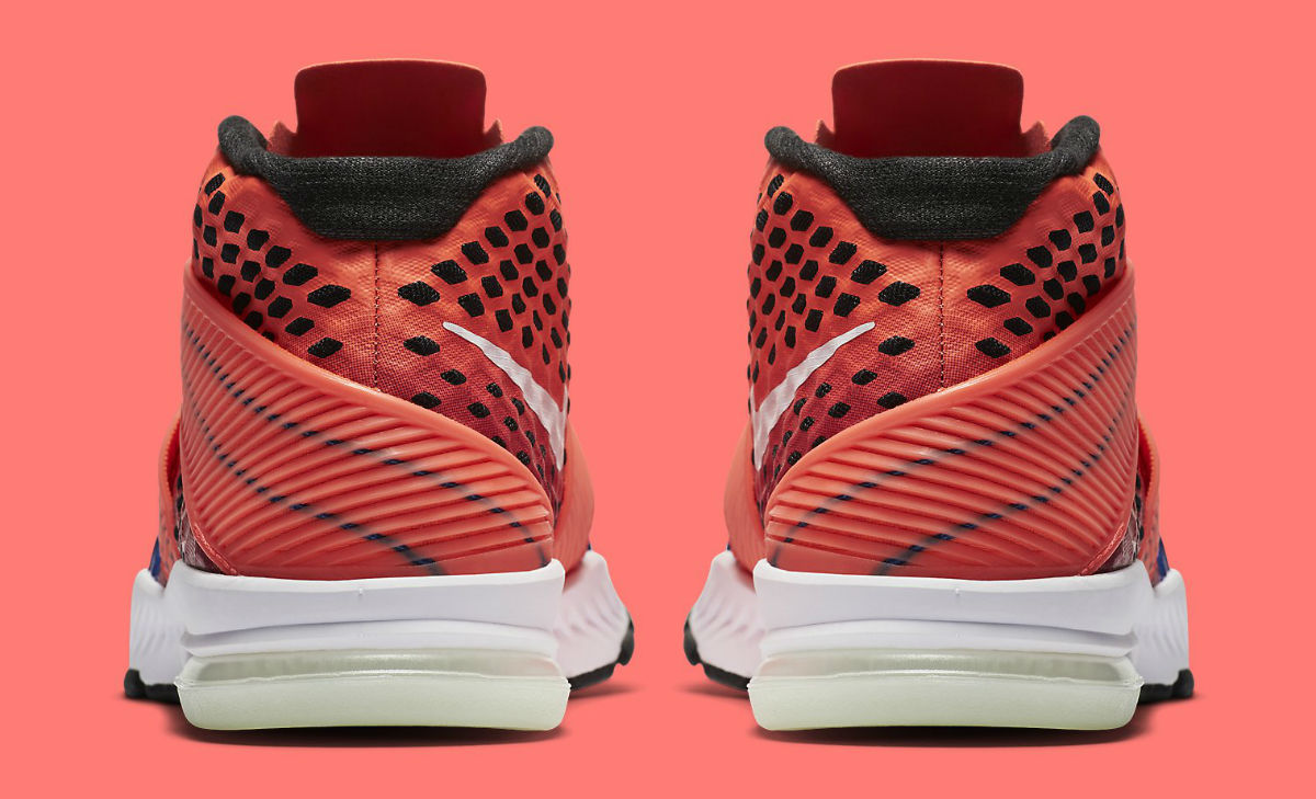Nike Zoom Train Toranada Gronk Red Heel 848507-600