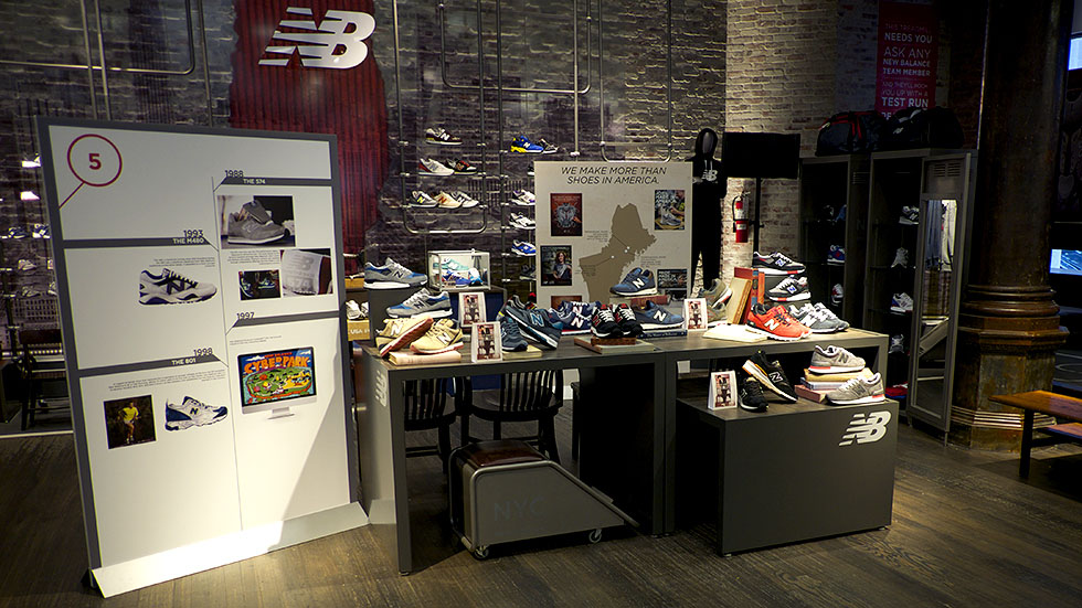New Balance Reveals Great American Novels Collection at Archives Event (3)