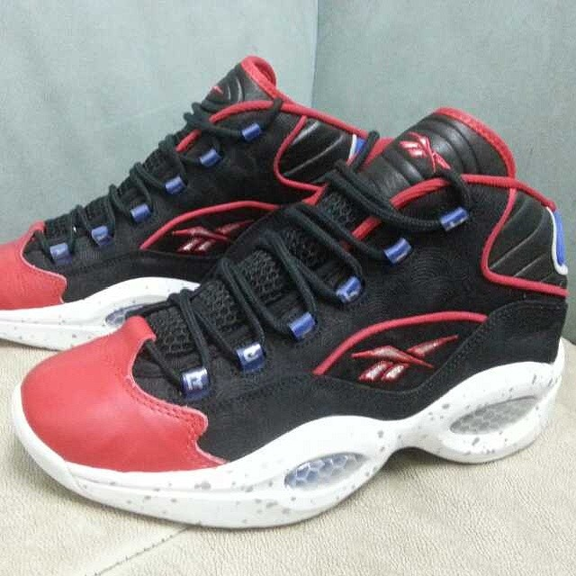 Reebok Question Black/White-Red-Royal Release Date M44552 (1)