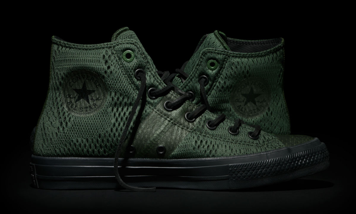 Nike Chuck II Bomber Collection Green