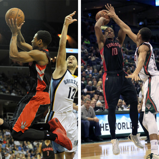 #SoleWatch NBA Power Ranking for January 25: DeMar DeRozan